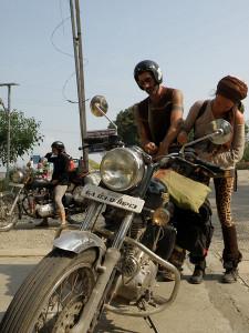 Hipit matkalla Nepaliin