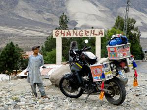 Shangri-La?